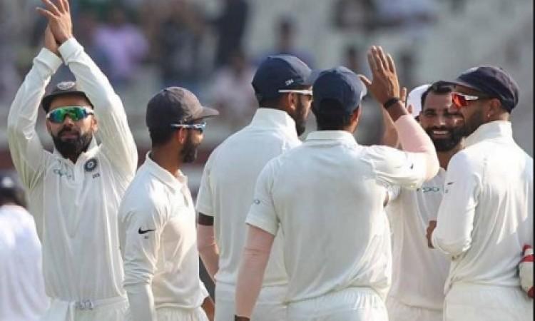 अफगानिस्तान के खिलाफ टेस्ट मैच से पहले भारत का यह दिग्गज डर गया, कह डाली ऐसी बात Images