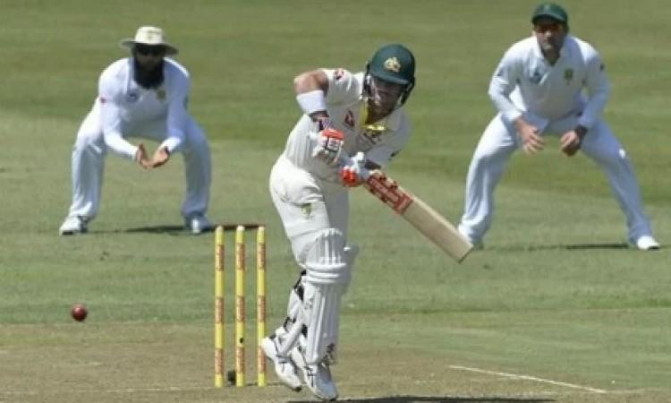 BREAKING डेविड वॉर्नर की आखिरकार हुई क्रिकेट के मैदान पर वापसी Images