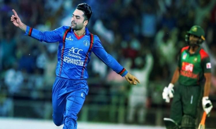 देखिए LIVE: बांग्लादेश के खिलाफ तीसरे टी- 20 में अफगानिस्तान ने की धमाकेदार शुरूआत Images