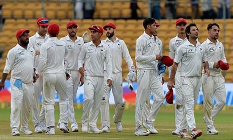 भारत केखिलाफडेब्यू टेस्ट में अफगानिस्तान ने बनाया शर्मनाक वर्ल्ड रिकॉर्ड, 10 साल बाद हुआ ऐसा Image