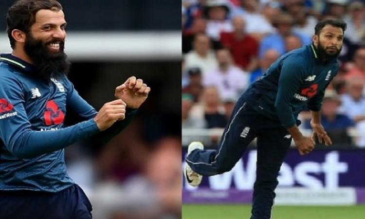 पांचवें वनडे में इंग्लैंड के मोइन अली और आदिल रशिद ने बनाया रिकॉर्ड, ऐसा करने वाले पहले स्पिनर बने I