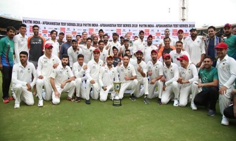 भारत की अफगानिस्तान पर शानदार जीत, टेस्ट क्रिकेट के इतिहास में ऐसा कारनामा केवल चौथी बार हुआ