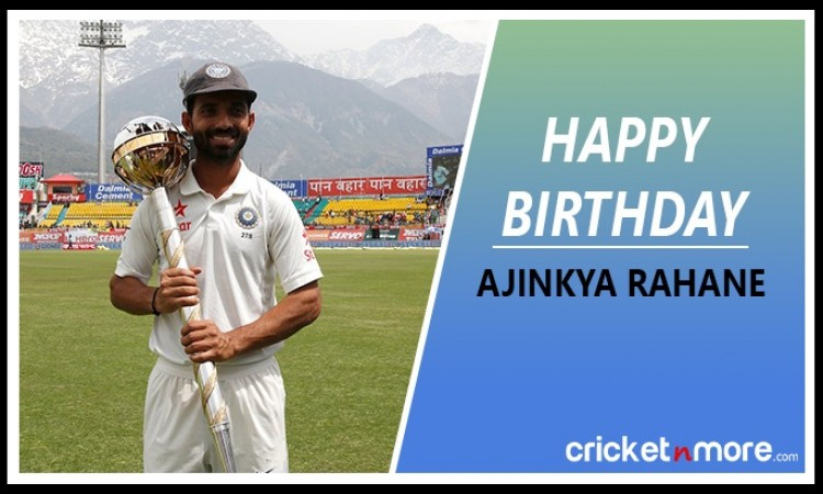 five lesser known facts about indian cricketer ajinkya rahane