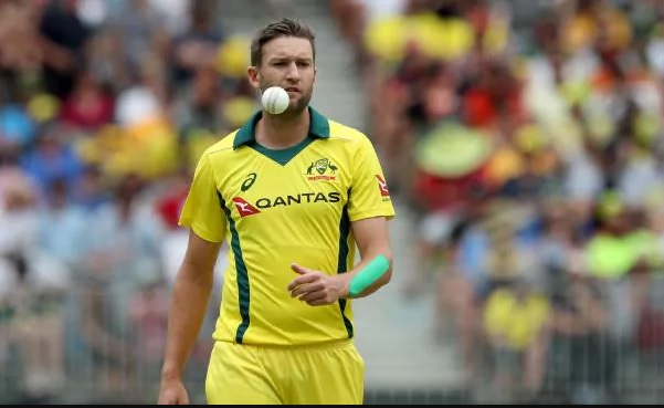 Andrew Tye became the second Australian bowler to concede 100 plus in an ODI