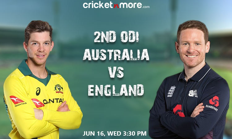 Australia opted to bowl first against england in second odi