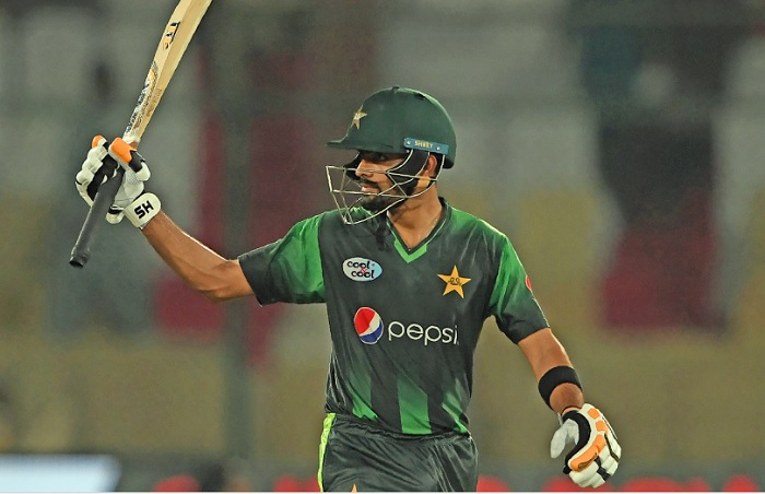 Haris Sohail replaces injured Babar Azam for Scotland T20Is