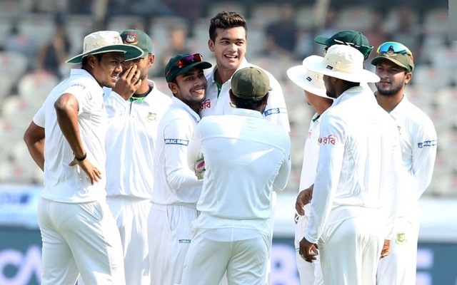 Bangladesh cricket board announces Test squad for tour of Windies