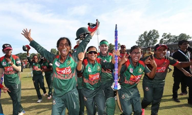 Tamim Iqbal posts video of Bangladesh men celebrating eves win
