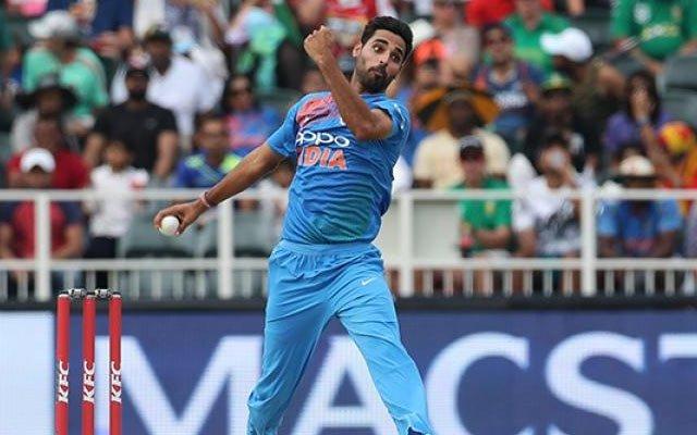 Bhuvneshwar Kumar reveals who the toughest batsman he has bowled to