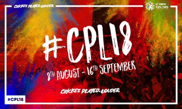 CPL T20 2018