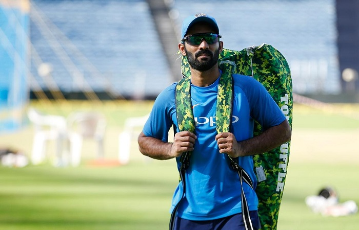 wriddhiman saha ruled out of afghanistan test, bcci named dinesh karthik as the replacement