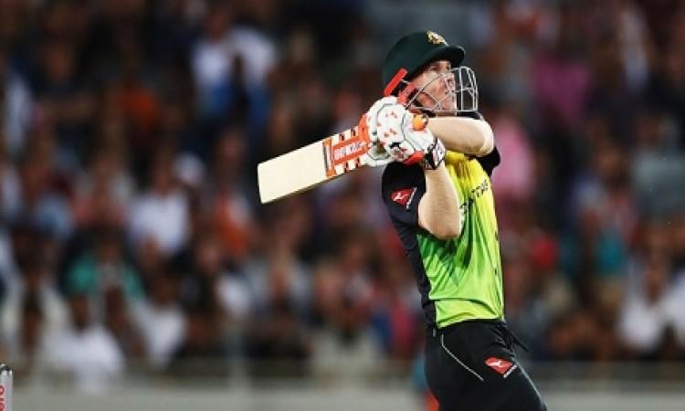 डेविड वॉर्नर के लिए खुशखबरी, अब इस टीम के लिए खेलेंगे क्रिकेट BREAKING Images