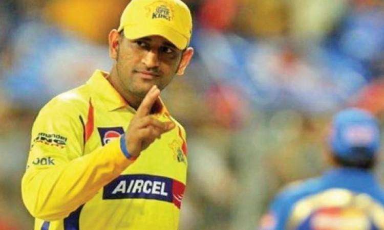 आईपीएल में धोनी का छूट जाने का अफसोस है इस खिलाड़ी को, कही ये बात Images