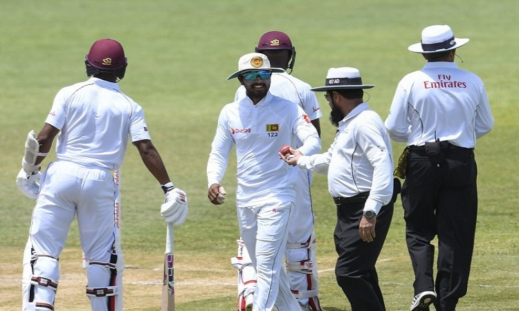 Dinesh Chandimal denies ball tampering after ICC charge