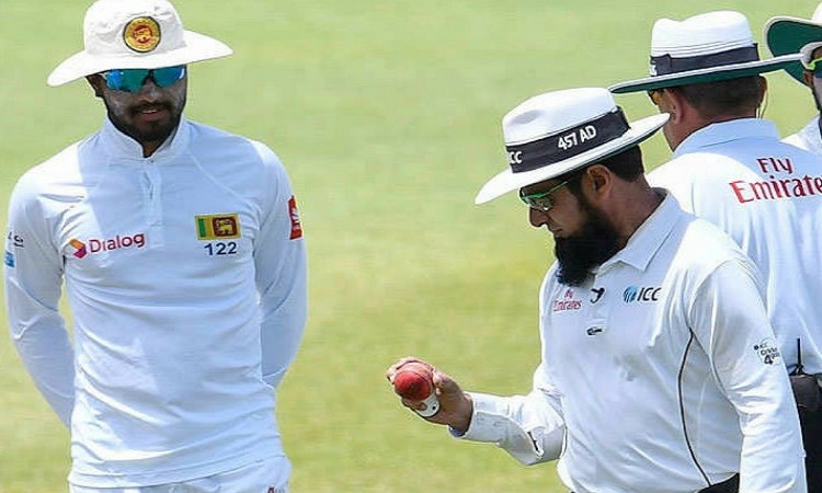 Dinesh Chandimal, coach, team manager charged for causing delay