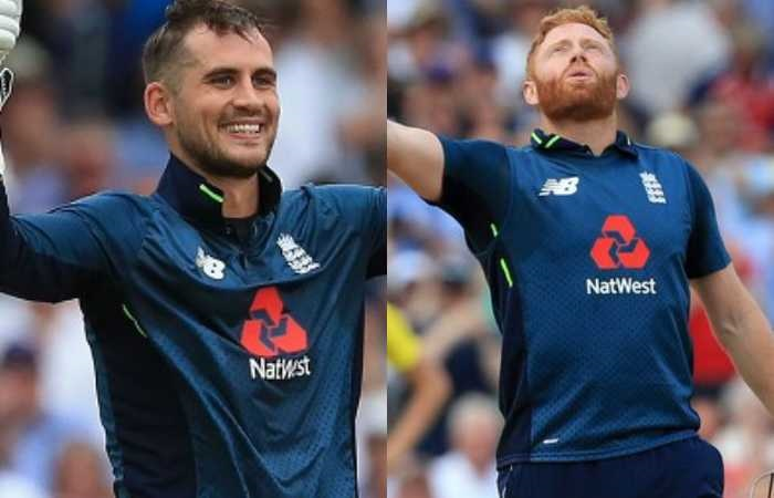 England set new men's cricket ODI world record score v Australia