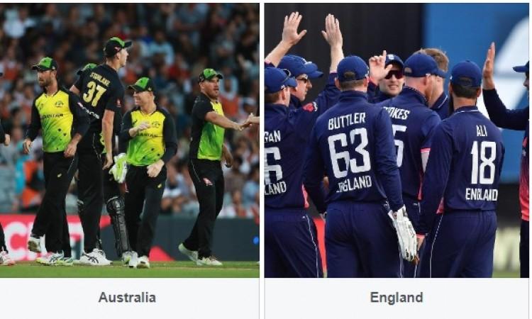 इंग्लैंड बनाम ऑस्ट्रेलिया 1st ODI:  यहां होगा मैच का लाइव प्रसारण, जानिए Images