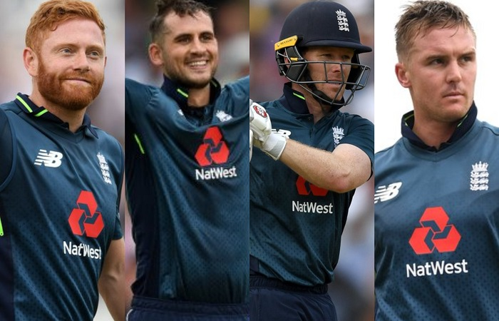 3 Century partnerships for England in third odi