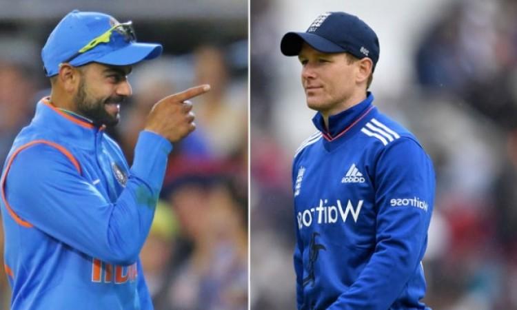 भारत के खिलाफ टी- 20 सीरीज के लिए इंग्लैंड टीम घोषित, दो धमाकेदार दिग्गज हुए टीम से बाहर Images