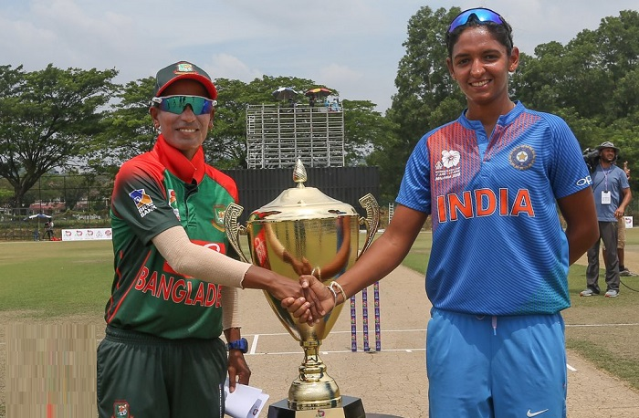 Bangladesh Women opt to bowl vs India in asia cup final