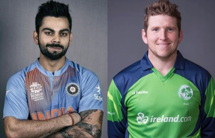 Ireland Announce 14-Member Squad For India T20Is