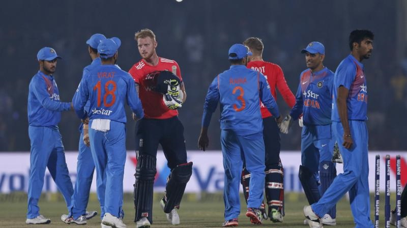 England announce squad for India T20 series