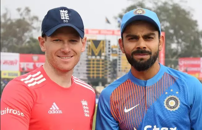India vs England T20I schedule and squads