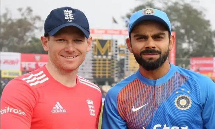 England makes a few changes in the squad for the first T20I