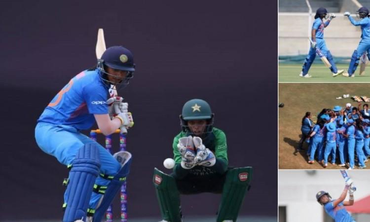 एशिया कप के फाइनल में इस टीम के साथ खेलेगी भारत की महिला टीम, जानिए Images