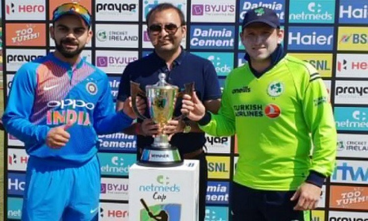 आयरलैंड के खिलाफ दूसरे टी-20 में भारतीय टीम में दो बदलाव, उमेश यादव और केएल राहुल टीम में Images