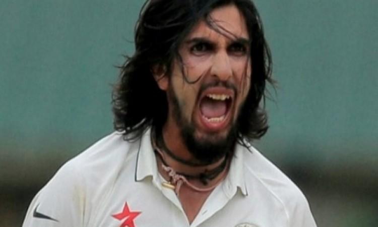 अफगानिस्तान के खिलाफ टेस्ट मैच से बाहर हो सकते हैं इशांत शर्मा BREAKING Images