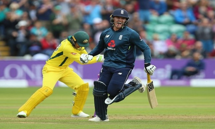 England beat Australia by 36 runs in second odi