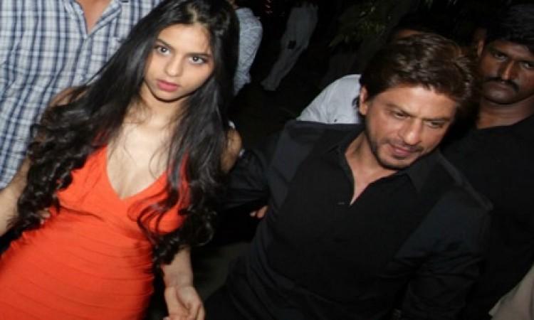 शाहरूख खान की खूबसूरत बेटी सुहाना खान इस क्रिकेटर पर हुई फिदा, कर रही है घंटों बात Images