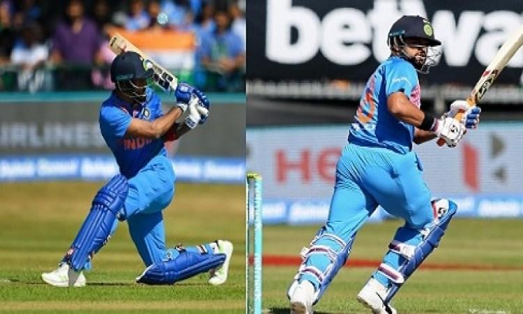 केएल राहुल, रैना और हार्दिक पांड्या की आतिशी पारी, आय़रलैंड को 214 रन का टारगेट