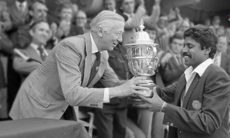 35 साल पहले कैसे भारतीय टीम बनी थी विश्वविजेता, जानिए पूरी कहानी Images