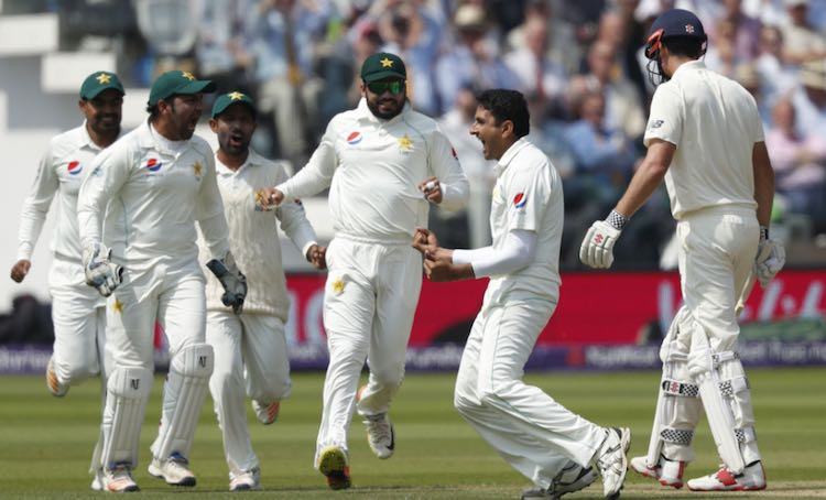Pakistan tour of England