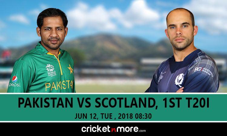 Pakistan vs Scotland