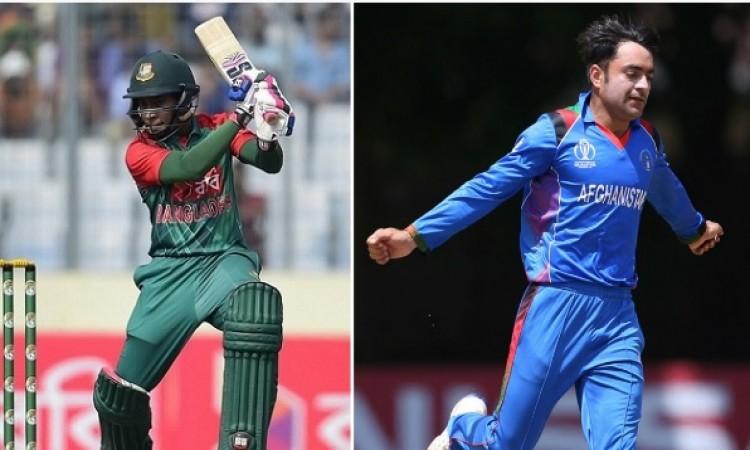 अफगानिस्तान बनाम बांग्लादेश के बीच टी- 20 मैच में कौन सी टीम जीतेगी, जानिए ? Images
