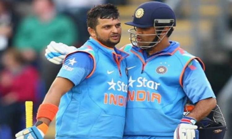 सुरेश रैना ने साबित किया वो हैं कोहली, धोनी के बाद सबसे फिट खिलाड़ी, वनडे टीम में हुए शामिल Images