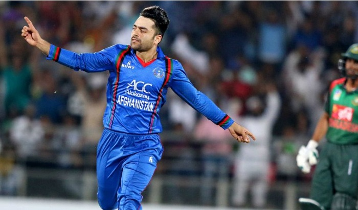 Rashid Khan, Mohammad Nabi gain in ICC T20I rankings