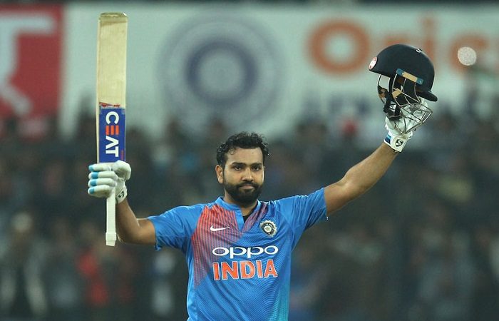 Rohit Sharma 10,000-plus runs for India in international cricket