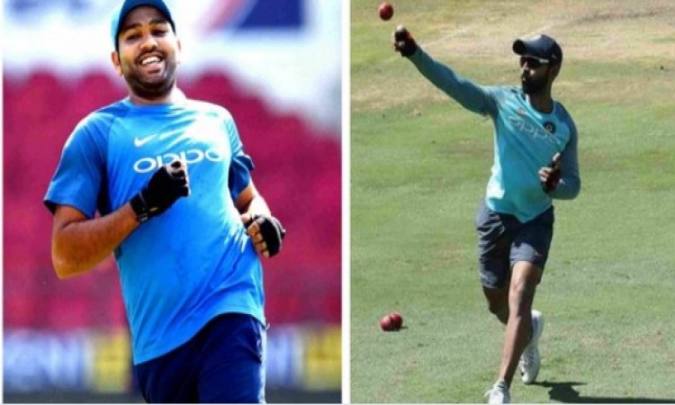 रोहित शर्मा के यो- यो टेस्ट में फेल होने पर भारत की वनडे टीम में यह दिग्गज होगा शामिल Images