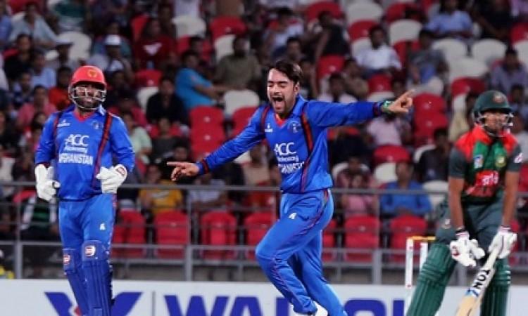 टेस्ट मैच से पहले ही राशिद खान ने कह दी इतनी बड़ी बात, भारतीय बल्लेबाजों के लिए खड़ी हुई मुश्किल Ima