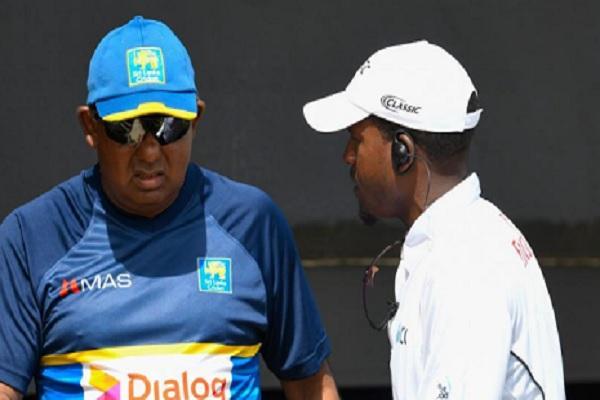 खिलाड़ियों के बचाव में उतरा श्रीलंका क्रिकेट बोर्ड