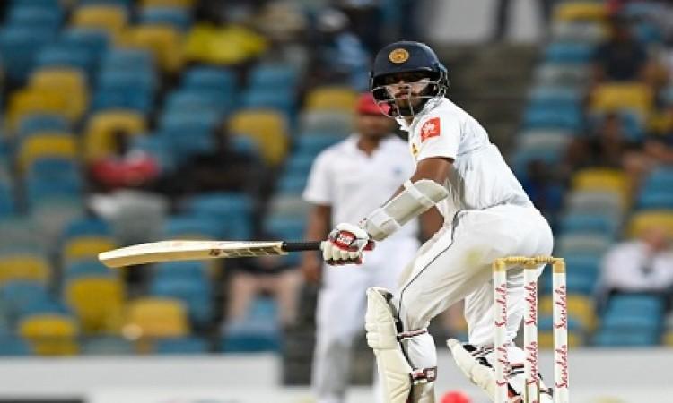 ब्रिजटाउन टेस्ट में श्रीलंका को सीरीज बराबरी के लिए 63 रनों की दरकार Images