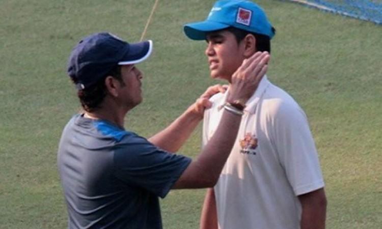 अर्जुन तेंदुलकर को U19 की टीम में किया गया शामिल, श्रीलंकाई दौरे पर दिखाएंगे अपना जौहर