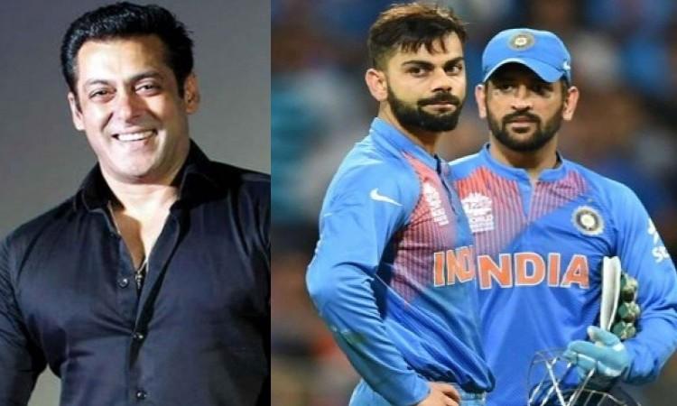 Salman Khan names his favorite Indian captain