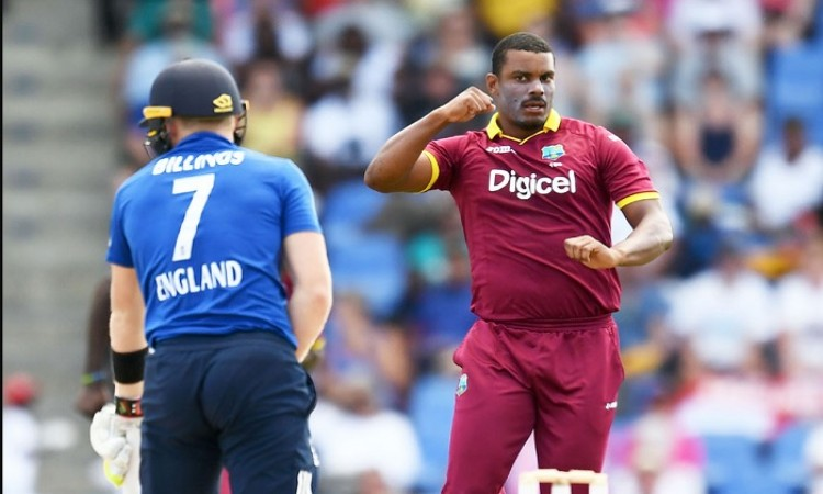 Shannon Gabriel joins Trinbago Knight Riders for CPL 2018 Images
