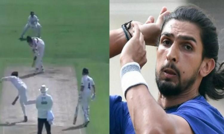VIDEO इशांत शर्मा ने काउंटी क्रिकेट में ढ़ाया गजब, करी ऐसी गेंदबाजी की बल्लेबाज देखता रह गया Images
