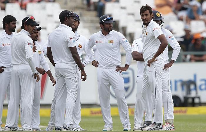 Suranga Lakmal to lead Sri Lanka in third Test against WI
